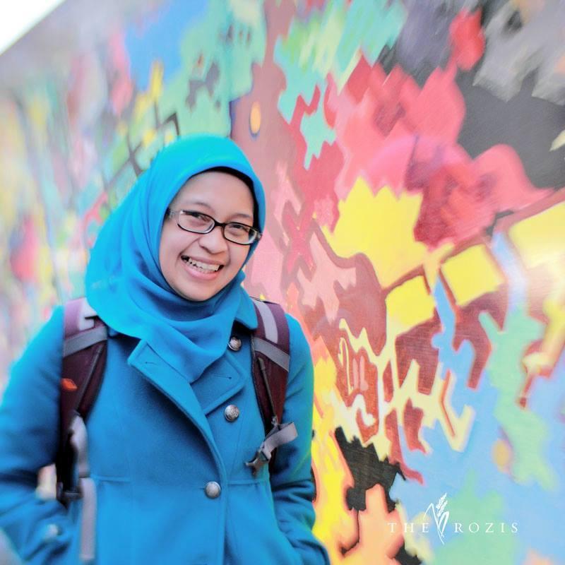 PhD Mama Evi: endometriosis, disertasi dan buahhati