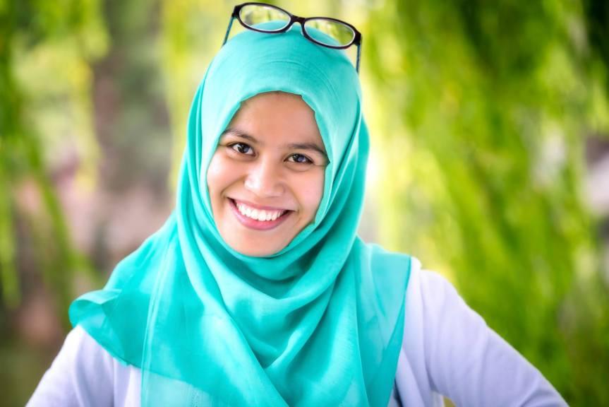 Farah Bachtiar: Tentang pilihan perempuan, mencari jodoh dan mengejarPhD