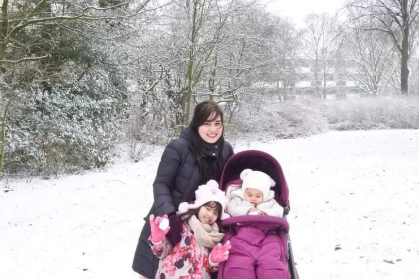 PhD Mama Amy: Tentang hamil besar, menjadi single-fighter dandisertasi