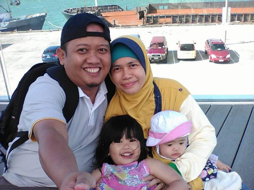 Kisah hebat pendamping PhD Mama: Berhijrah demikeluarga