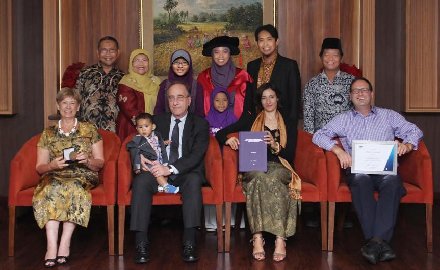 PhD Mama Diana: Menuntut ilmu tak cuma untuk ibu tetapi untuk kebaikan keluarga danmasyarakat