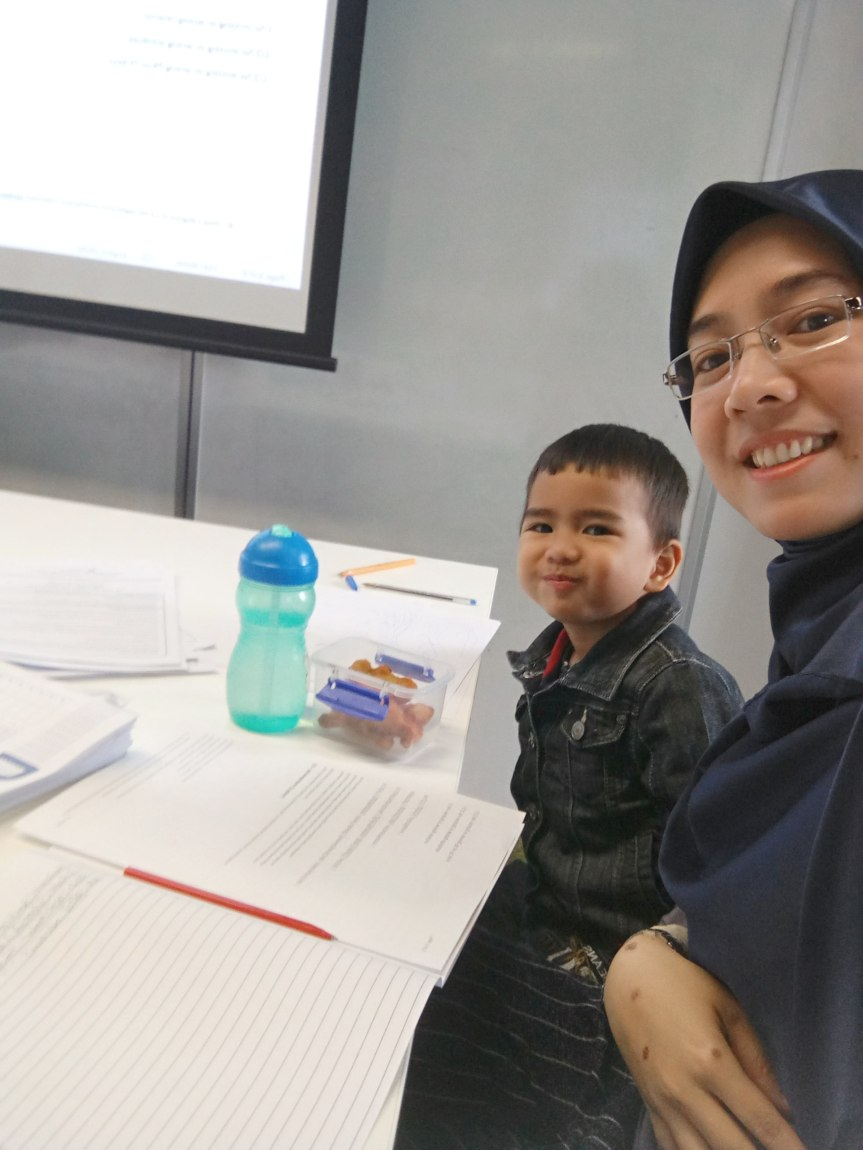 Imairi Eitiveni: Menjadi Tutor Memberi Semangat Baru untukStudi