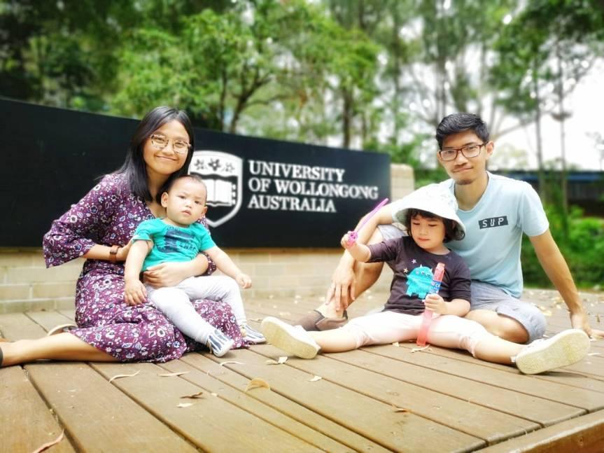 Widya Paramita: Kecilkan yang Besar, dan Besarkan yang Kecil: Resep Menjaga Kewarasan Seorang Ibu sekaligus MahasiswiS3