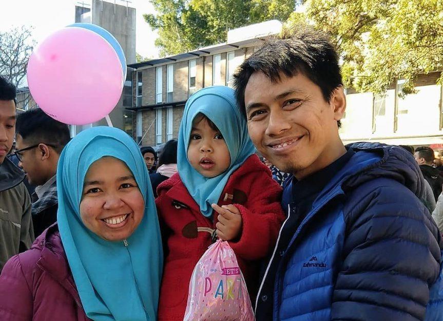 """Lenny Suardi: Kisah """"Bundo Kanduang"""" Studi bersama Bayi dan Suami Tangguh di NegeriKangguru"""