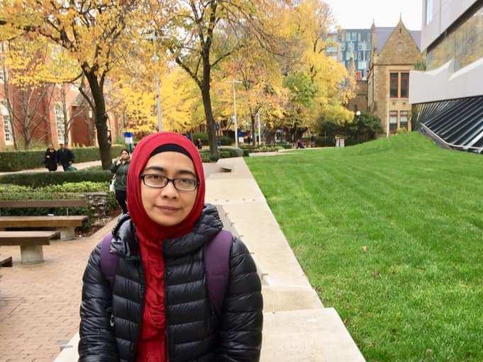 Antung Pandangwati: Tentang Amanah Abah dan Tiga Tanjakan Menuju StudiPhD